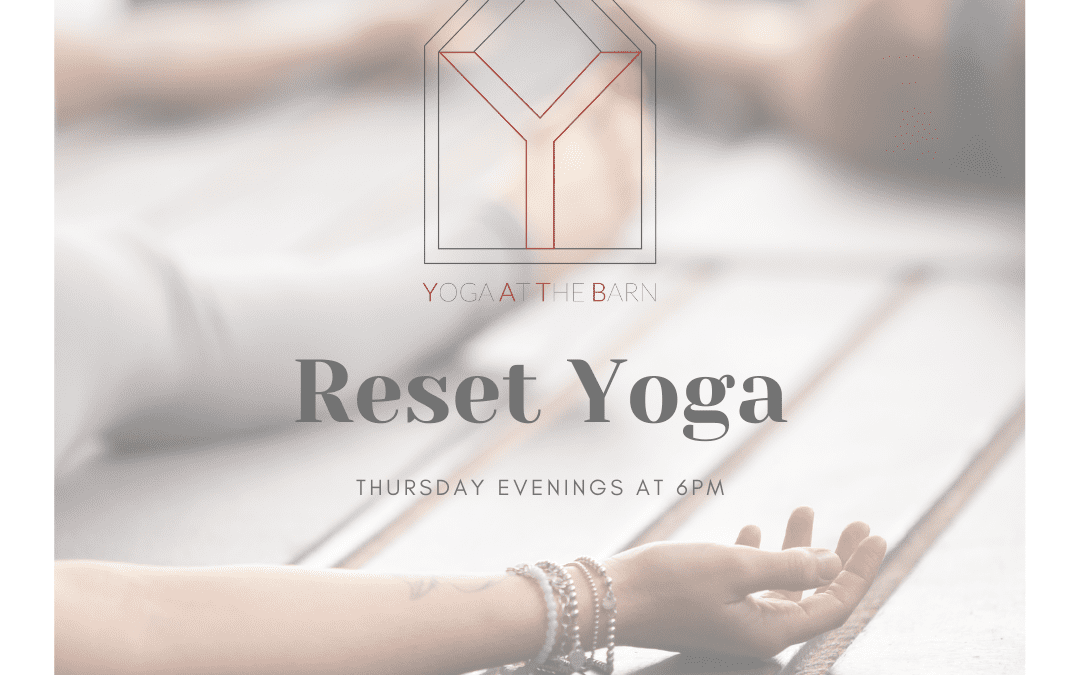 Reset Yoga
